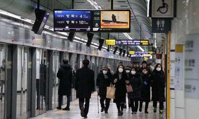 ไวรัสโคโรนา: เกาหลีใต้ยืนยันผู้ติดเชื้อ