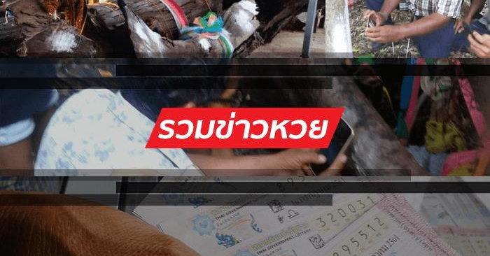 เลขเด็ด : ข่าวหวย ยอดนิยม ประจำงวดวันที่ 16 สิงหาคม 2562