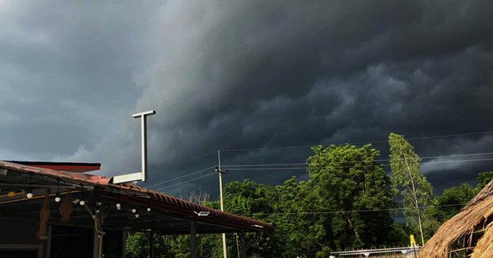 """พยากรณ์อากาศวันนี้ เตือนฤทธิ์พายุ """"คมปาซุ"""" ฝนถล่ม 47 จังหวัด อีสาน ..."""