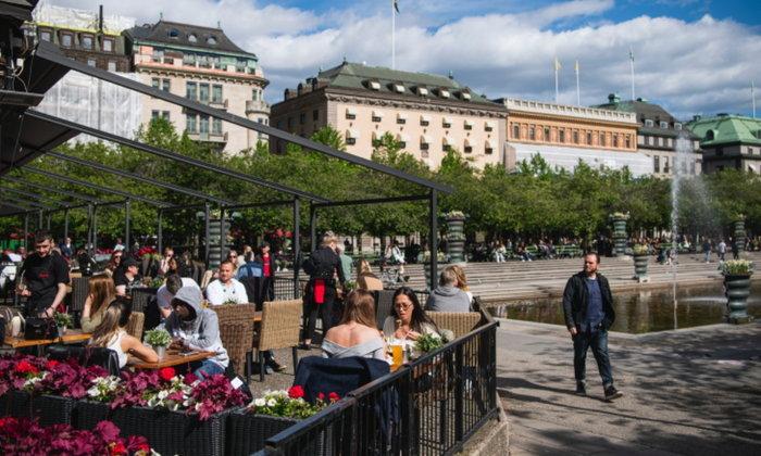 """""""ผู้ป่วยเพิ่ม - เศรษฐกิจพัง"""" นิทานสอนใจชาวโลก จากการรับมือ """"โควิด-19"""" ของสวีเดน"""