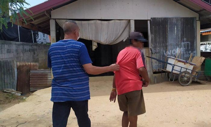 สลดลุงวัย 58 ระแวงเมียเป็นชู้กับเจ้าของบ้านเช่า ตามไปเห็นภาพบาดตา กระหน่ำตีดับสยอง
