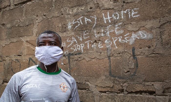 WHO หวั่น COVID-19 ระบาดเงียบในแอฟริกา หากไม่ตรวจหาเชื้อ