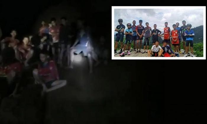 เปิดบทสนทนา วินาทีนักดำน้ำอังกฤษพบ 13 ชีวิตติดถ้ำหลวง (มีคลิป)