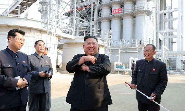 """สื่อเกาหลีใต้จับตา """"คิมจองอึน"""" หายตัวจากหน้าสื่ออีกครั้ง"""