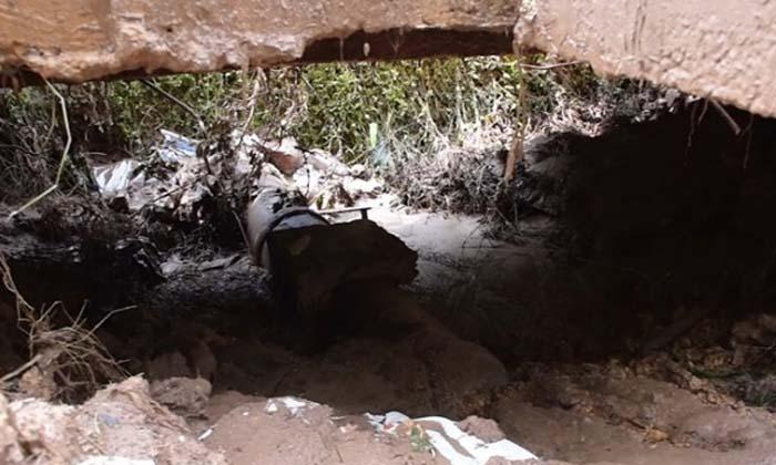 พบแล้ว! สาเหตุมวลน้ำทะลักท่วมเมืองน่าน เจอโพรงขนาดใหญ่กว่า 20 เมตร