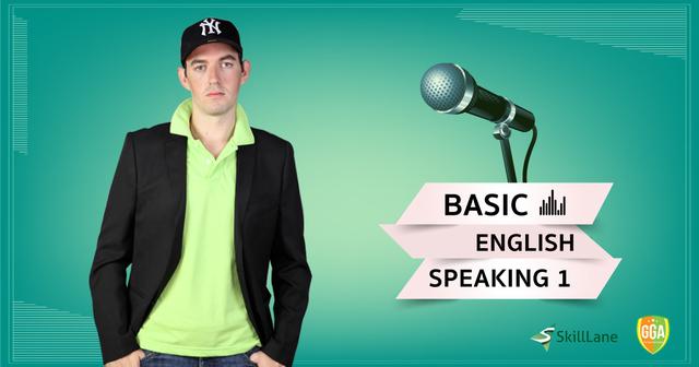 Basic English Speaking 1