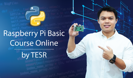Raspberry Pi Basic Course Online by TESR