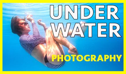 Underwater Photography เทคนิคการถ่ายภาพใต้น้ำ