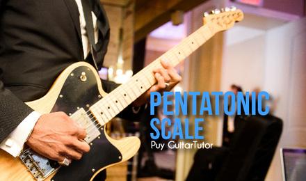 เล่นกีต้าร์ด้วย Pentatonic Scale ขั้นเทพ #1