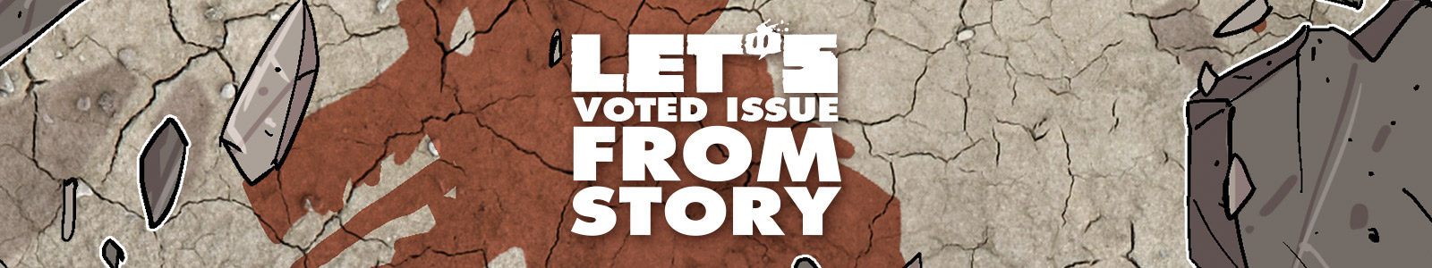 Let's  Voted issue From Story - ฉบับนี้มีที่มา