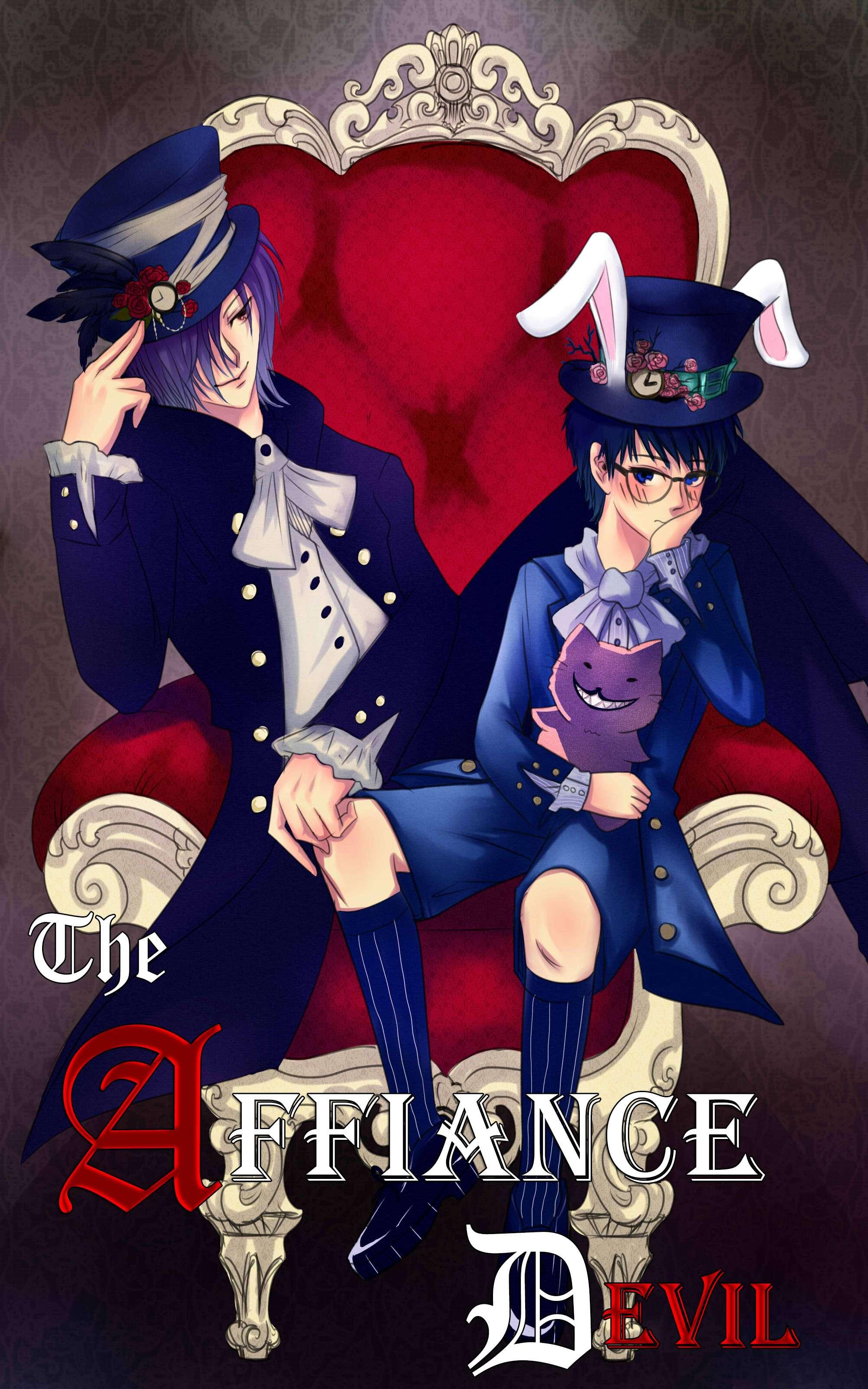 the affiance devil (secret love)