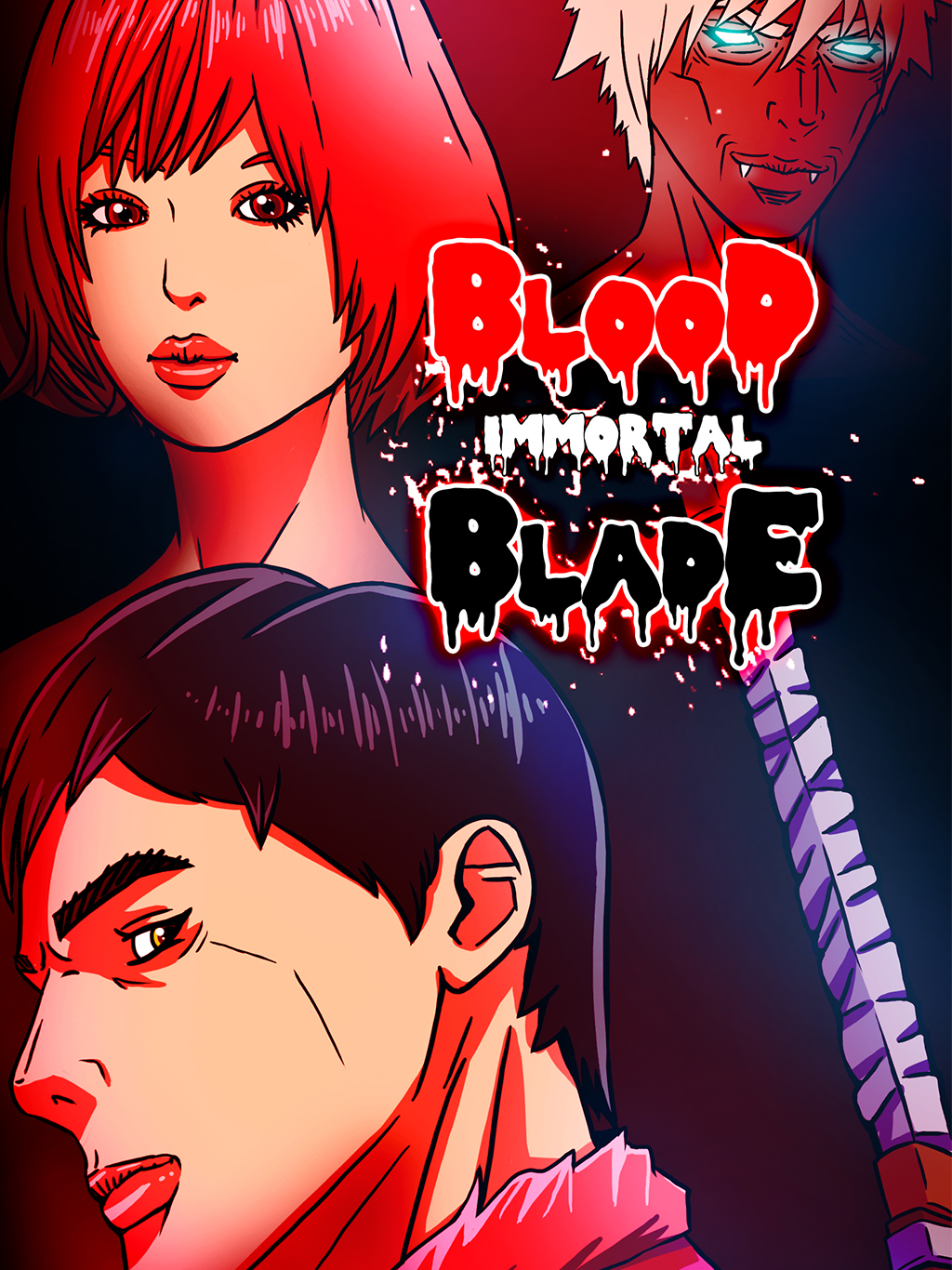 Blood immortal Blade