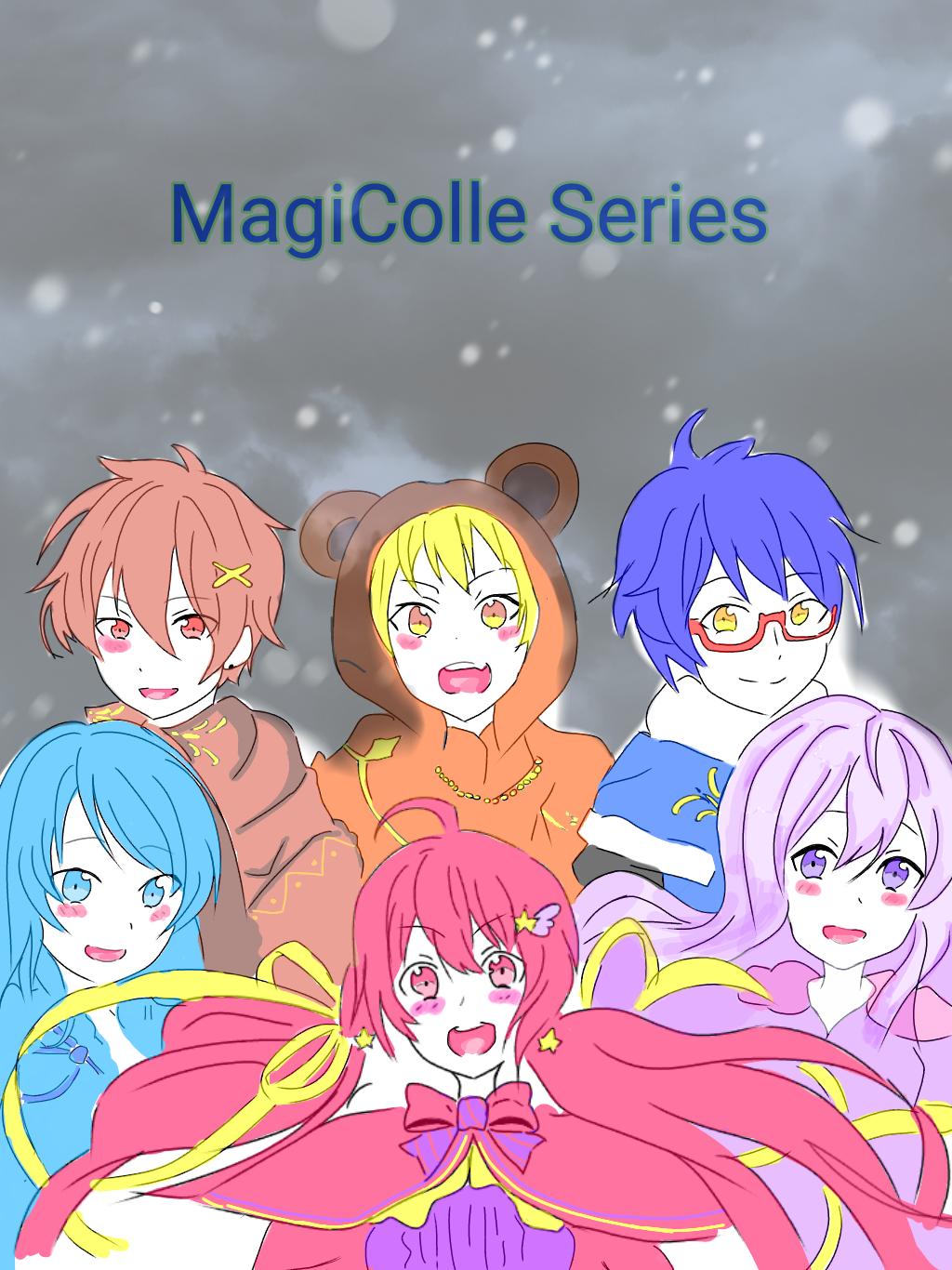 MagiColle The Series