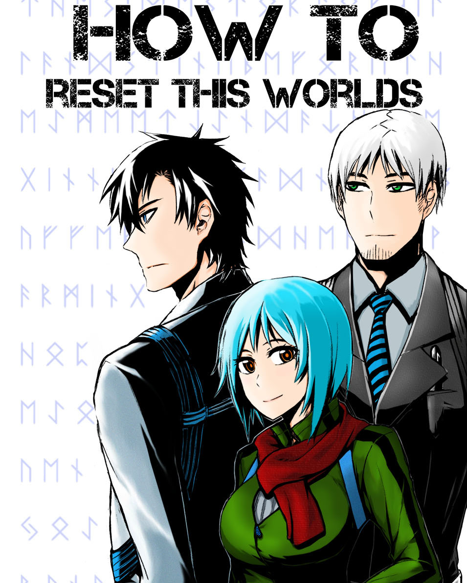 HOW TO RESET THIS WORLDS