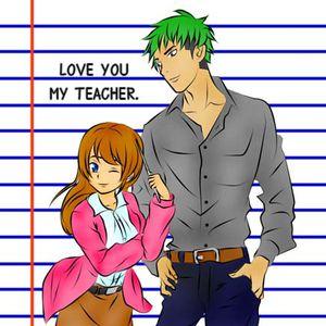 Love you my teacher.