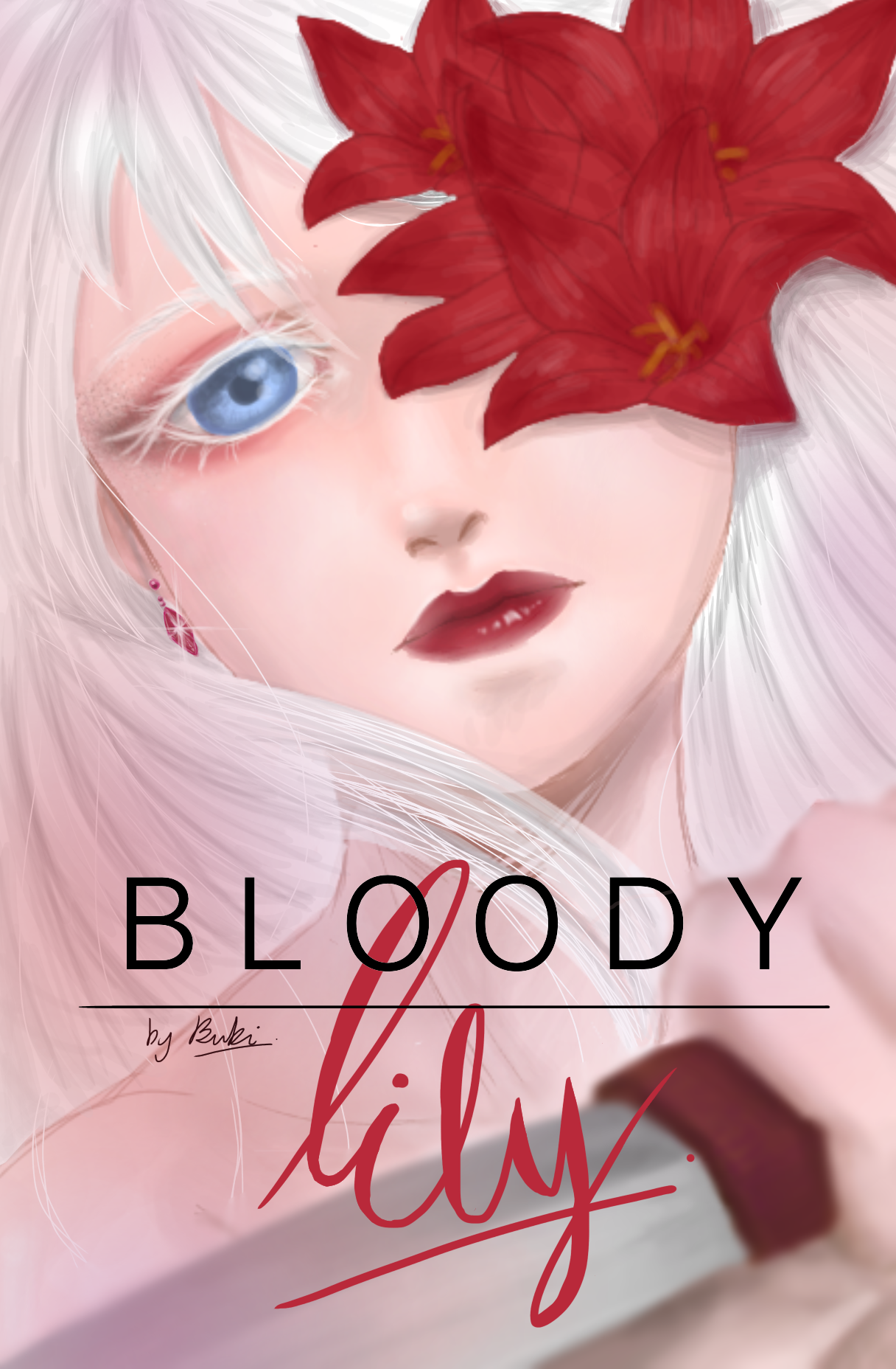 Bloody lily