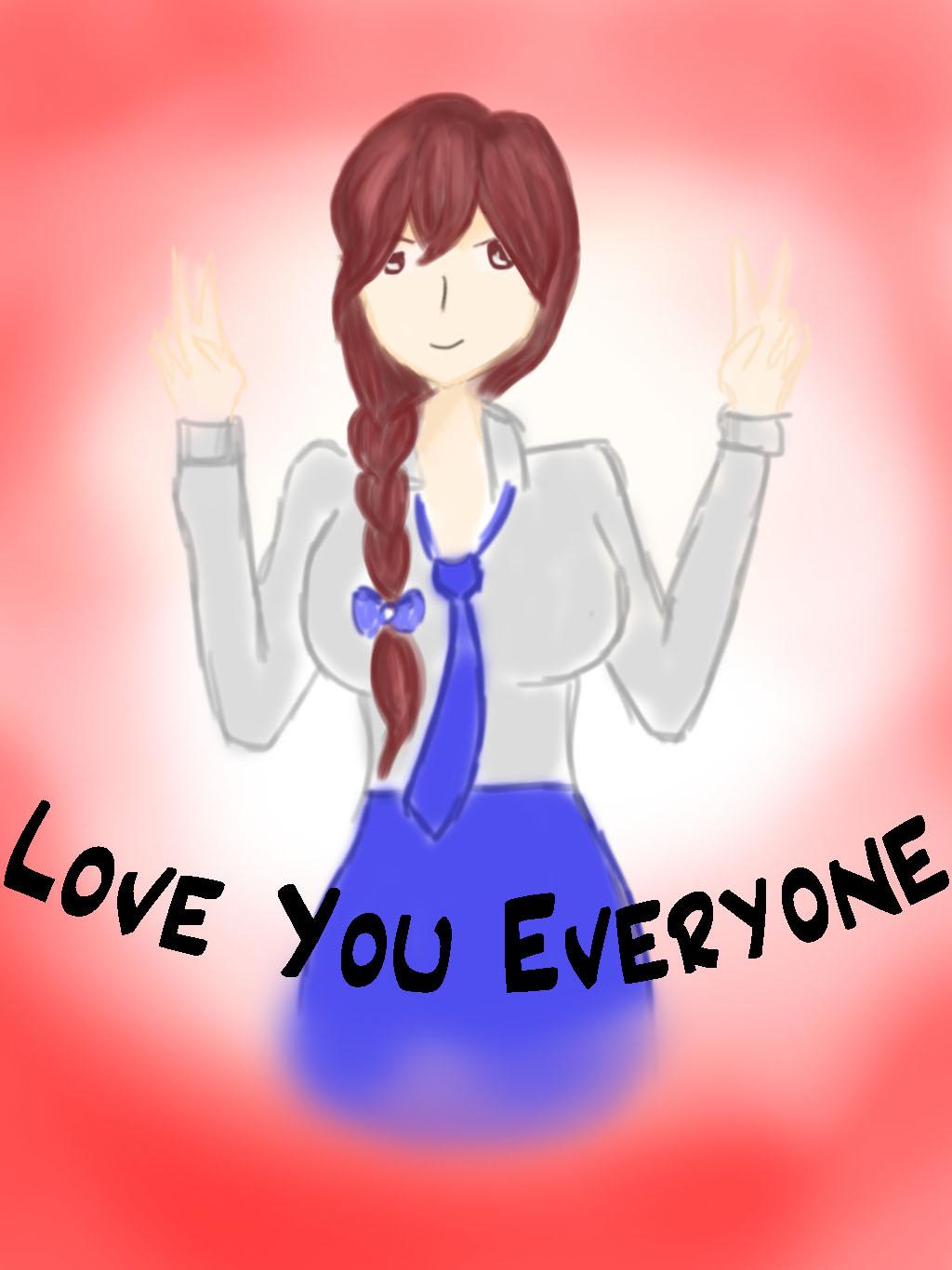 Love You Everyone มารักกับฉันสิแล้วเธอจะไม่นก