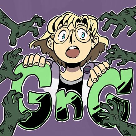 Ghost 'n Ghoul [Oneshot]