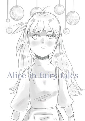 Alice in fairy tales