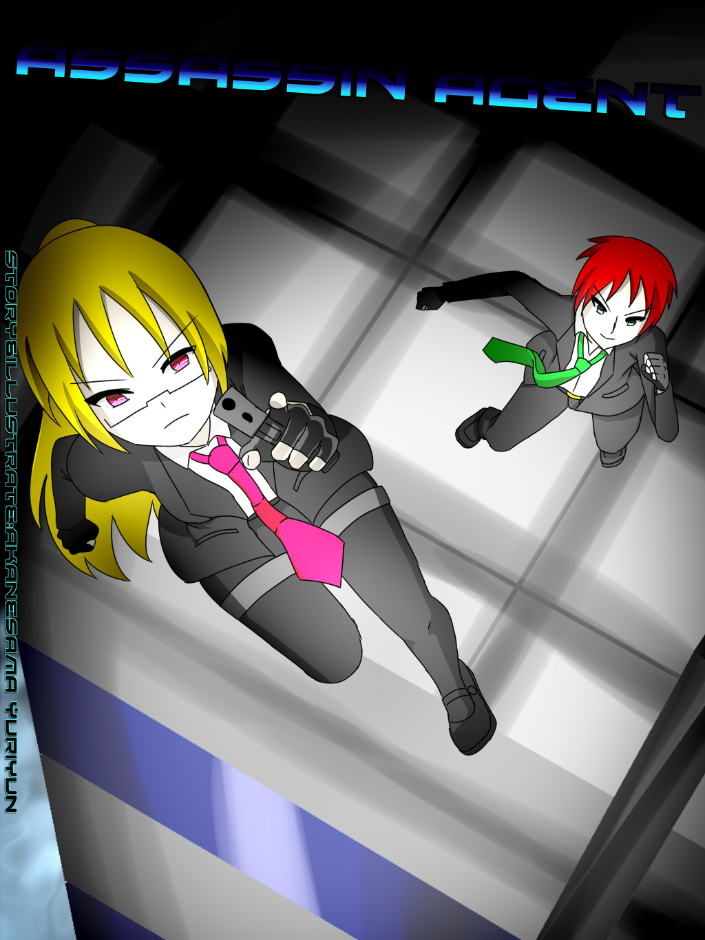 Assassin Agent สายลับลอบสังหาร