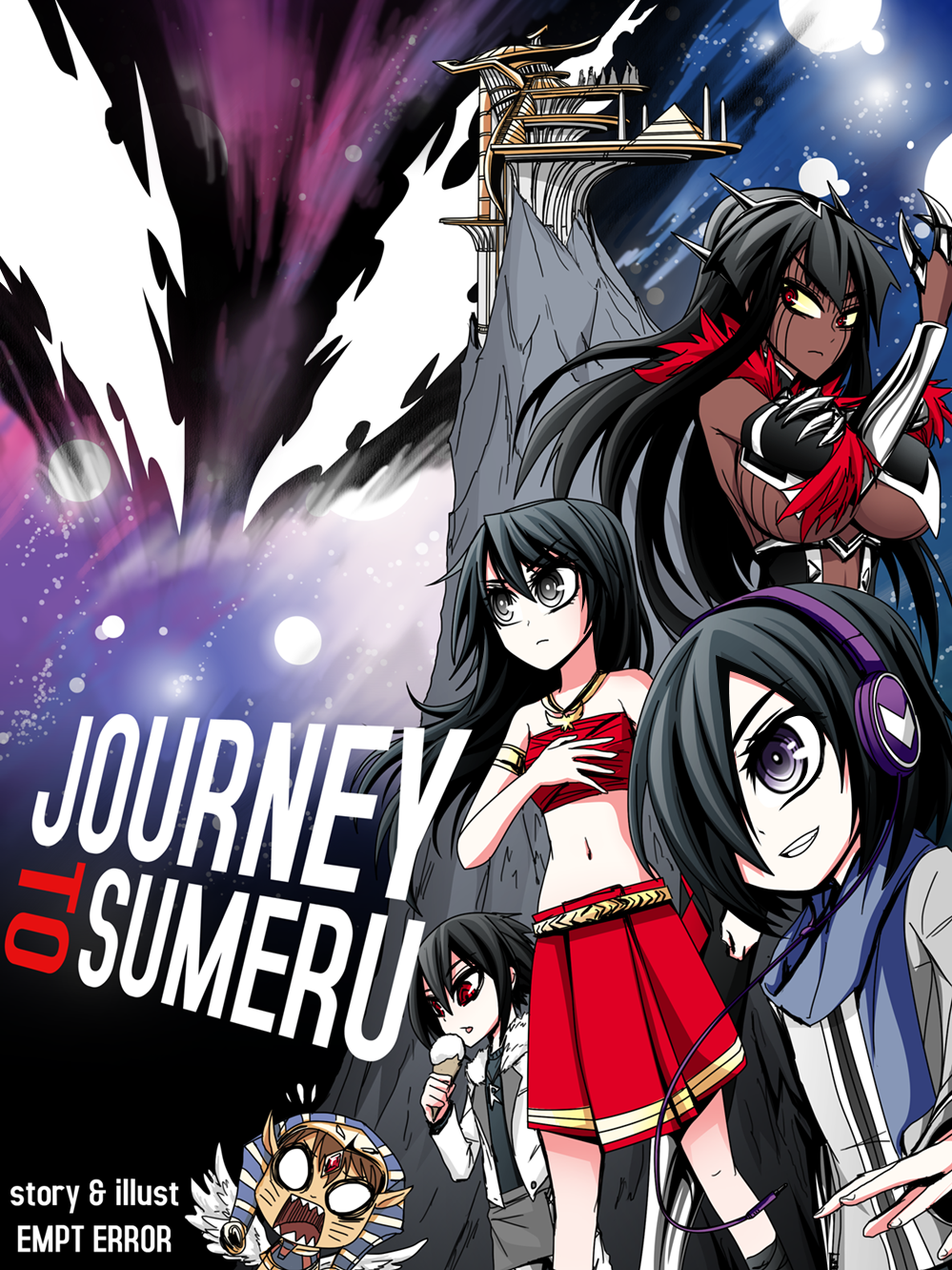 Journey to SUMERU