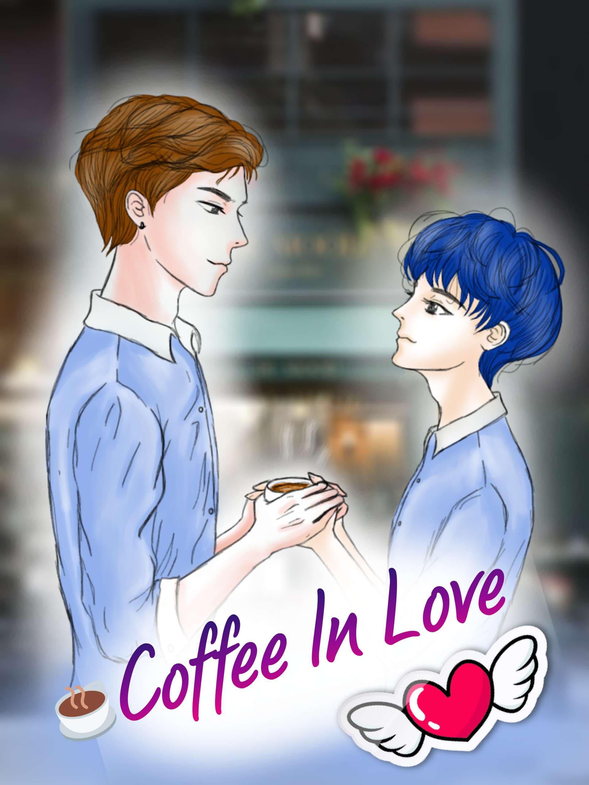 COFFEE IN LOVE รักนี้...ที่ร้านกาแฟ