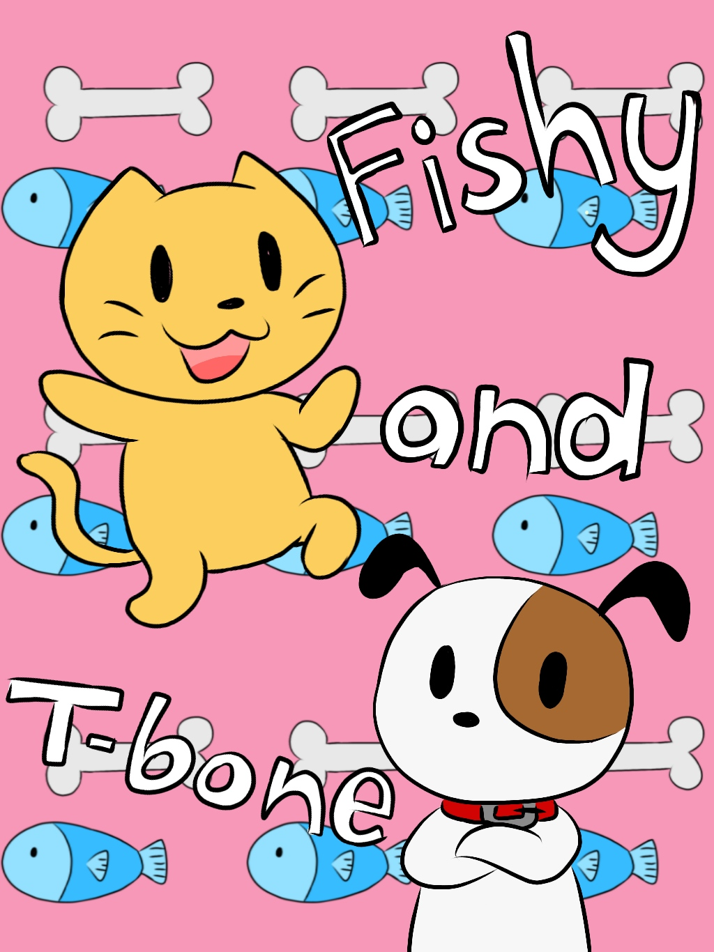 Fishy and T-bone