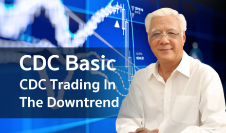 CDC Trading in the Downtrend เทรดในช่วงตลาดขาลง