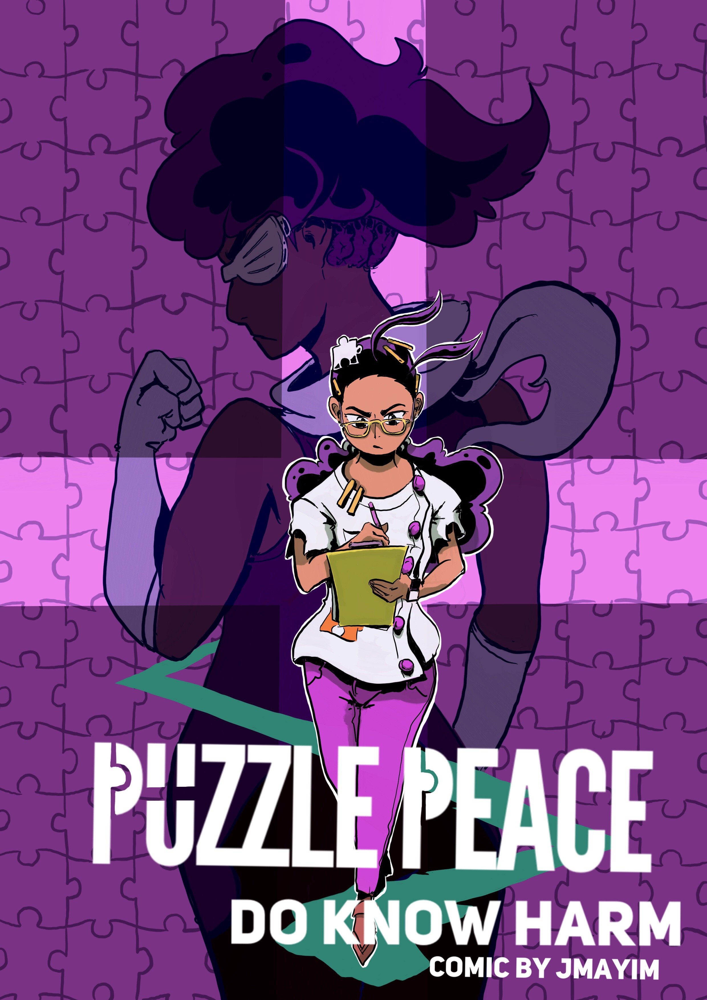 Puzzle Peace: Do Know Harm