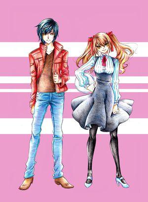 boy meets girl... (?)