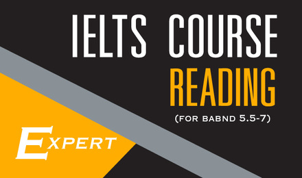 IELTS Reading Expert (For Band 5.5-7)