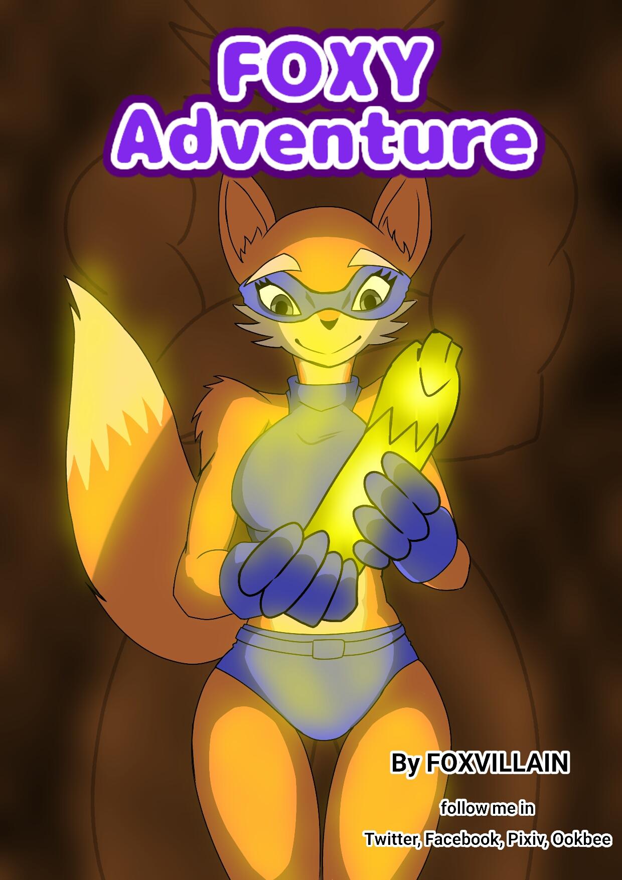 Foxy Adventure