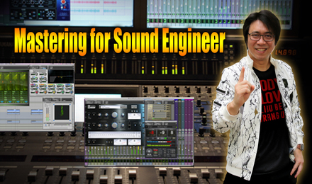 Mastering for Sound Engineer