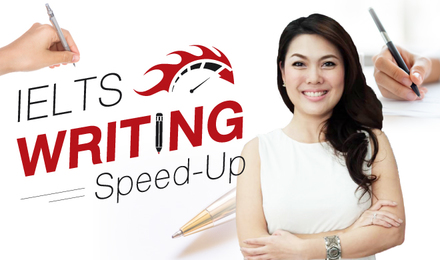 IELTS Writing Speed-Up