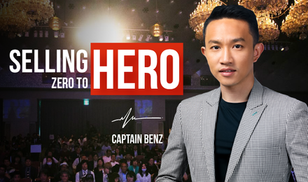 Selling Zero to Hero