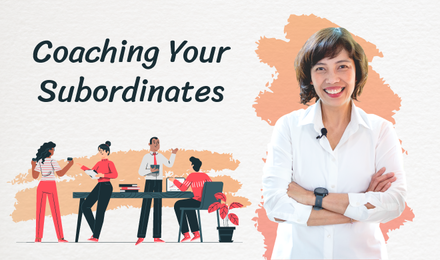 Coaching Your Subordinates