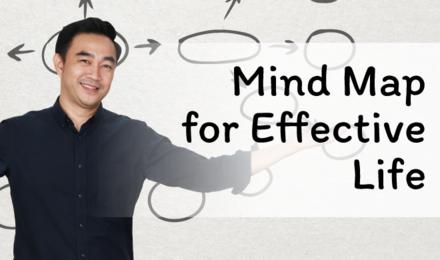 Mind Map For Effective Life ชีวิตออกแบบได้ด้วย Mind Map