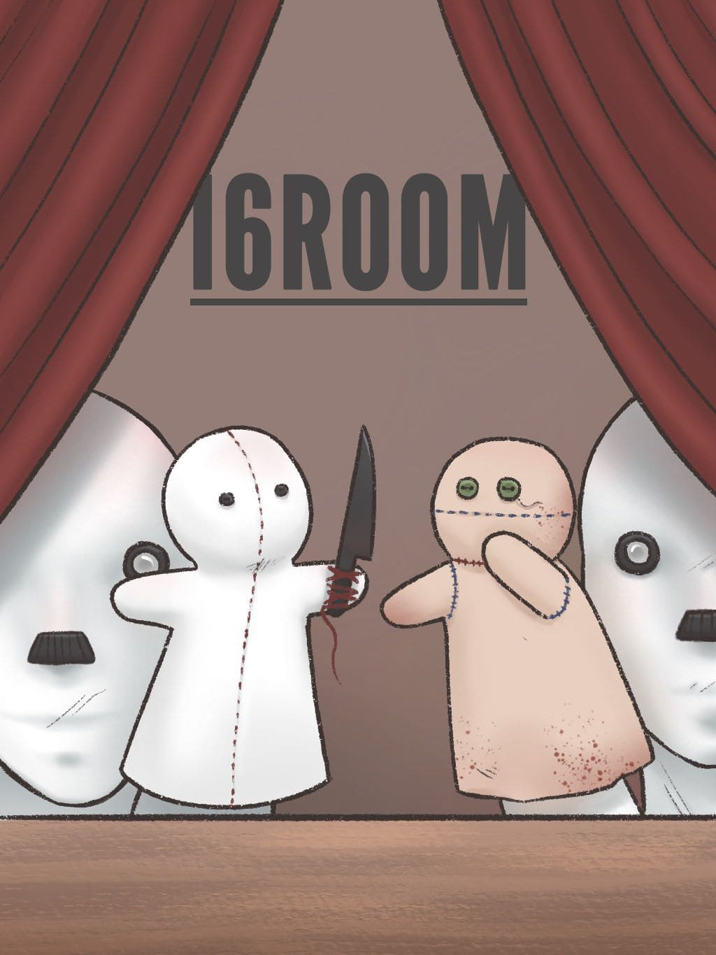 16 ROOMS