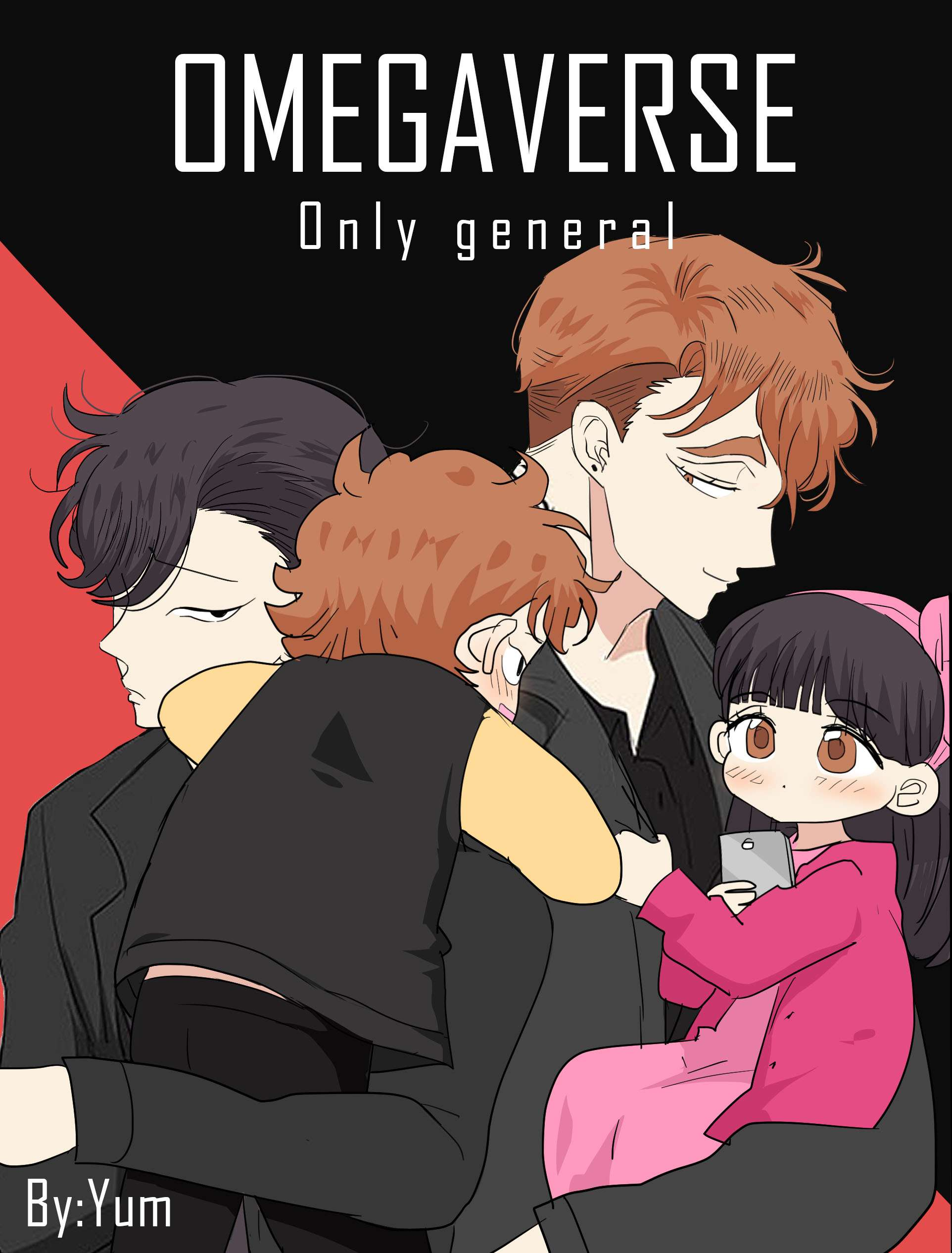 OMEGAVERSE[Only general]