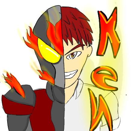 Ken the element of fire