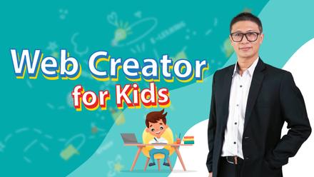 Web Creator for Kids