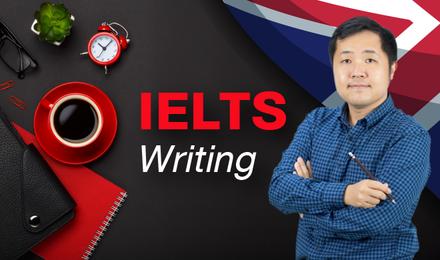 IELTS Writing เขียนง่ายๆ ได้คะแนนที่ต้องการ