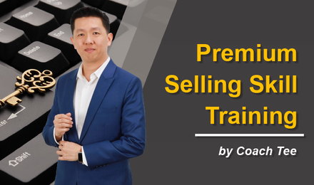 Premium Selling Skill Training
