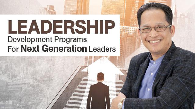 พัฒนาศักยภาพผู้นำรุ่นใหม่ เพื่อความสำเร็จของธุรกิจอย่างยั่งยืน