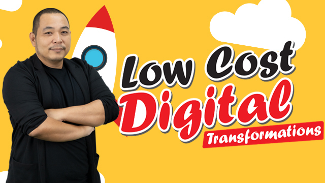 Low Cost Digital Transformations