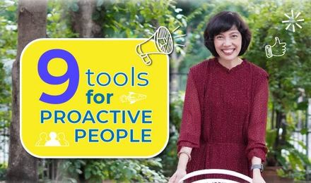 9 Tools for Proactive People