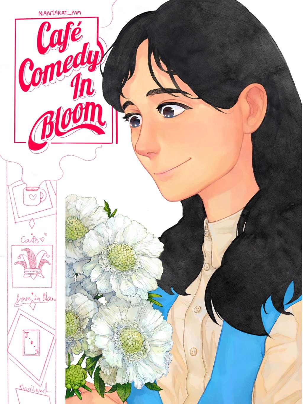 Cafe Comedy in Bloom