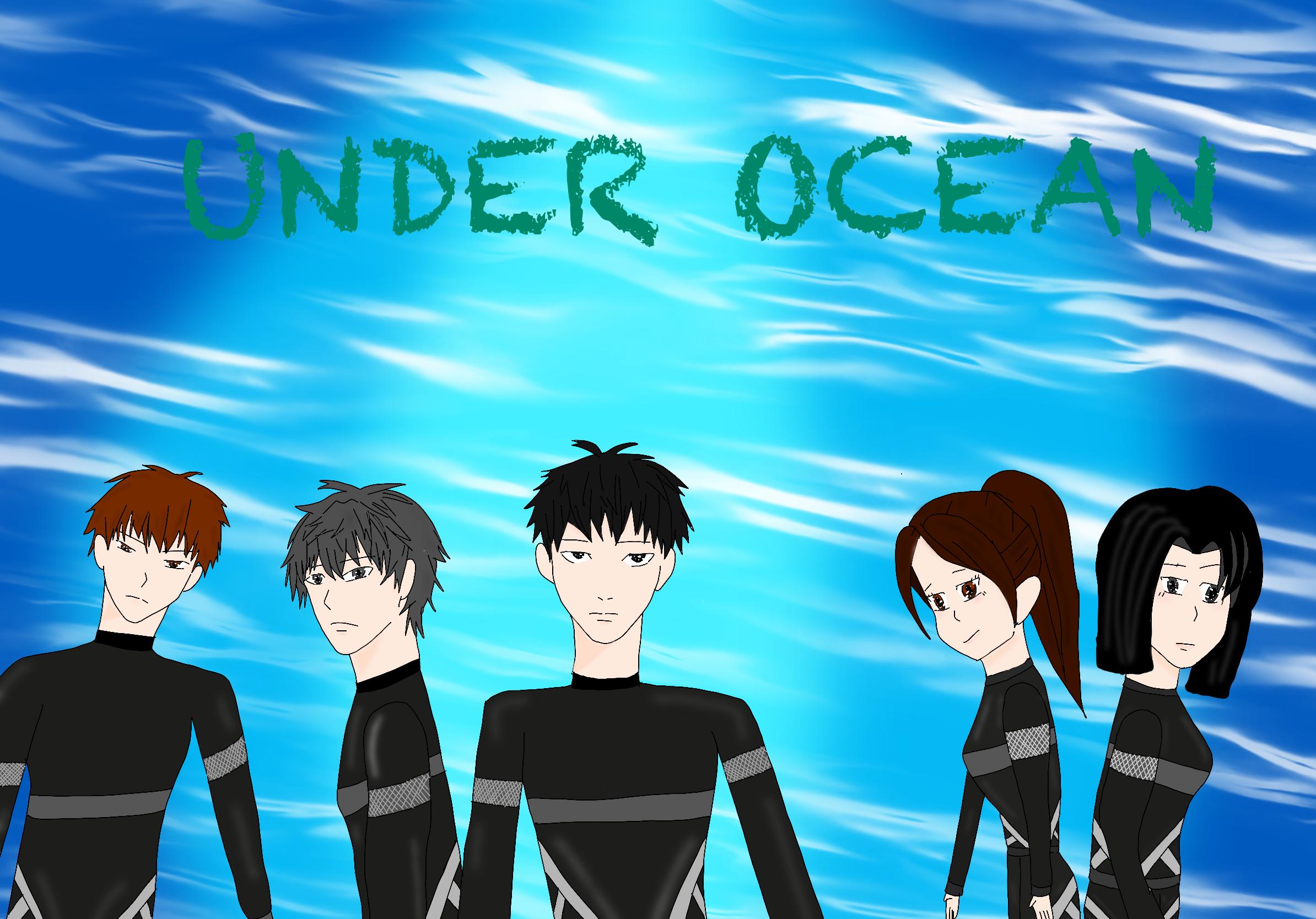 Under Ocean ทะเลลึกมากความลับ