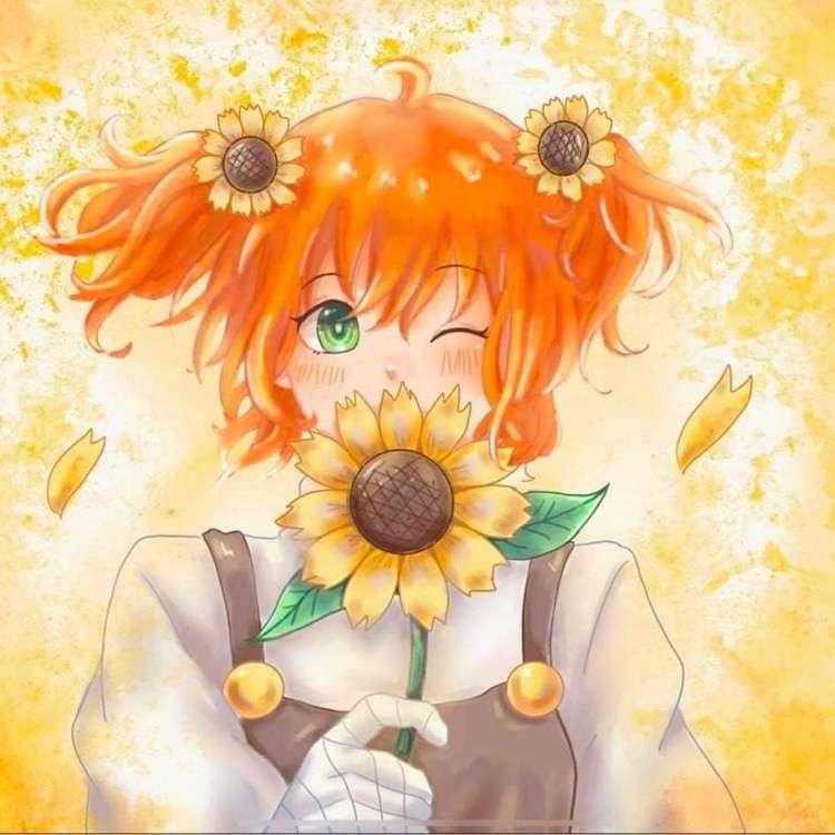 Tale of sunflower
