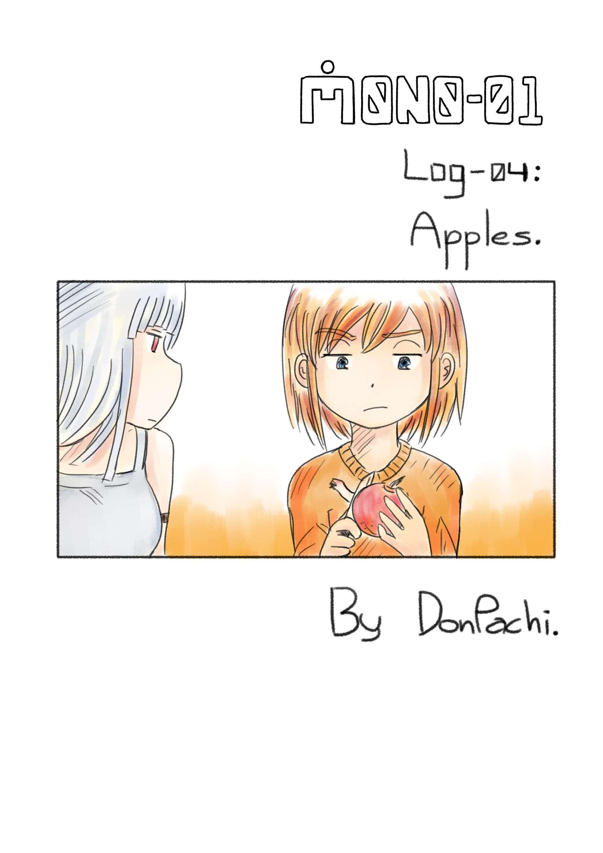 Log-04 - Apples.